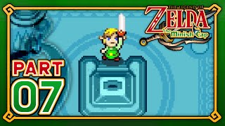 The Legend of Zelda: The Minish Cap - Part 7 - White Sword!