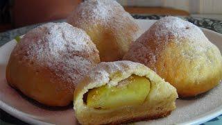 """Очень вкусное и нежное яблочное печенье """" Румяные щечки """"(Apple cookies """"  Rozy cheeks"""")"""