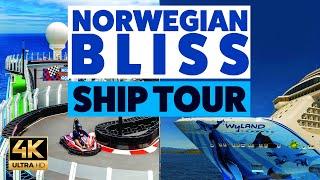 Norwegian Bliss Cruise Ship Tour