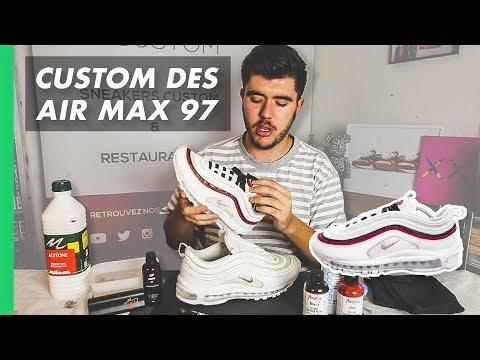 Nike Air Max 97 'Paint Splatter' To Buy Head Jordan Kauai