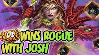 12 Win Rogue with Josh