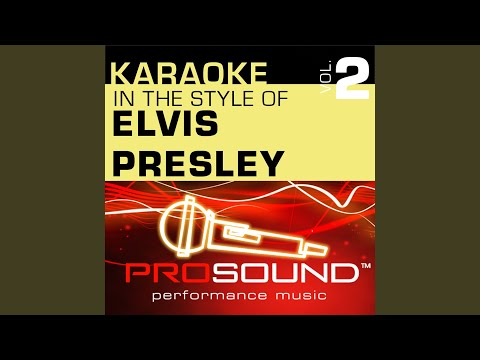 Hound Dog (Karaoke Instrumental Track) (In the style of Elvis Presley)