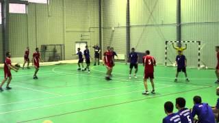 Чемпионат России по гандболу Москва - Астрахань