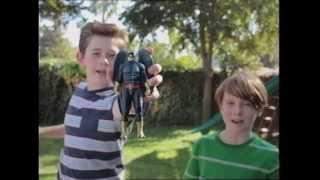 BIRDMAN Action Figure TV Commercial
