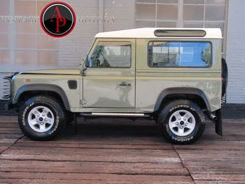 1993 Land Rover Defender  D90 AP366