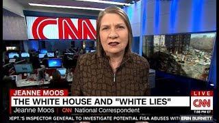 "Jeanne Moos: Hilarious Take On Hope Hicks ""WHITE LIES"""