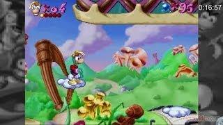 Speed Game - Rayman - Finir le jeu en moins de 1h35 ?