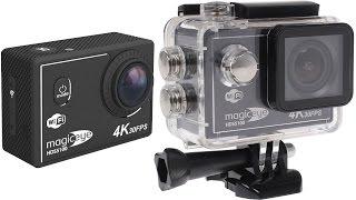 экшн-камера Gmini MagicEye HDS5100: съемка под водой