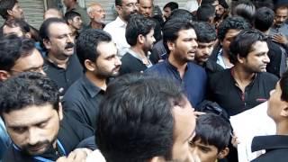 aseer e shaam zafarwal 10muharam 2016 17
