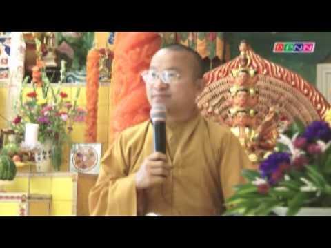 Tỳ ni nhật dụng 03: Lên chùa lễ Phật (23/06/2011)