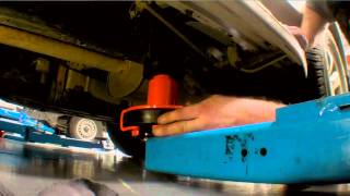 EP10 Extension Pad - Molnar 2 Post Hoist Accessory Demonstration