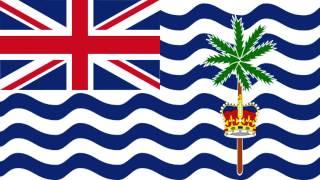 Bandera de Territorio Británico del Océano Índico - Flag of British Indian Ocean Territory