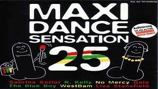 Maxi Dance Sensation 25