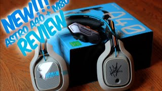new astro a40 m80 new mix amp review