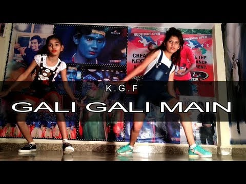 GALI GALI MAIN FIRTA HAI | K.G.F | DANCE COVER