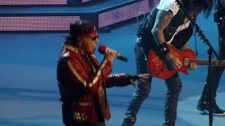 """Guns N' Roses """"better"""" 10-11-17 Madison Square Garden New York Cit"""
