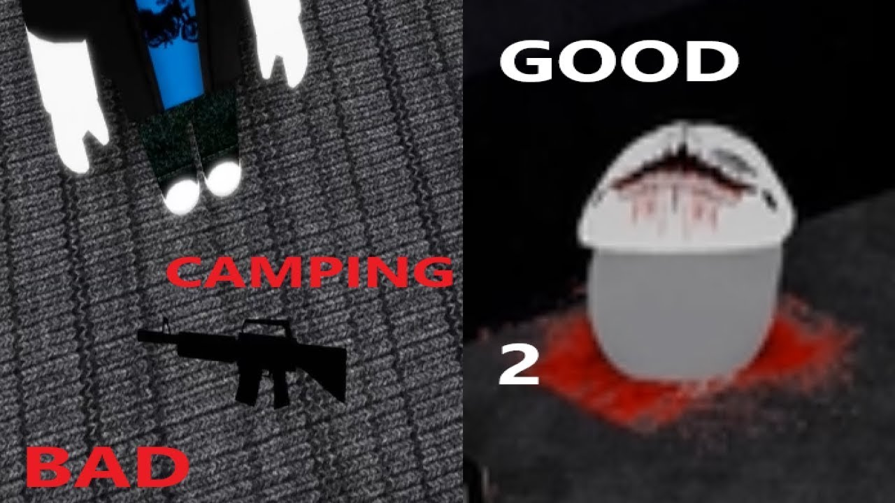 Camping 2 All Endings Roblox Youtube