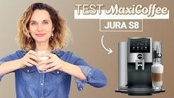 JURA S8 | Machine à café automatique | Le Test MaxiCoffee