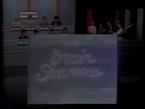Brainstormers intro, 1986