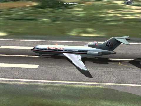 Чтобы перевезти списанный Боинг 727 , бизнесмену