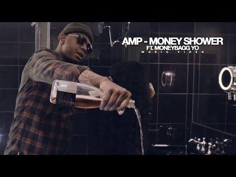 AMP Ft. Moneybagg Yo - Money Shower (Music Video)