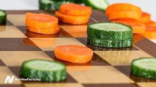 Potraviny zdravé pro mozek v boji proti stárnutí