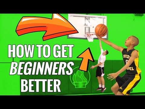 Basketball Drills For Beginners | SUPER IMPORTANT DRILLS