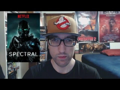 Spectral(2016) Movie Review