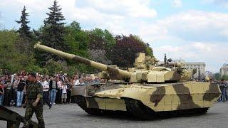 РОССИЯ БОИТСЯ УКРАИНУ!? УКРАИНСКИЙ танк