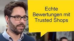 Echte Bewertungen mit Trusted Shops