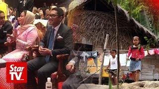 Perak MB urges more NGOs to aid orang asli in state thumbnail