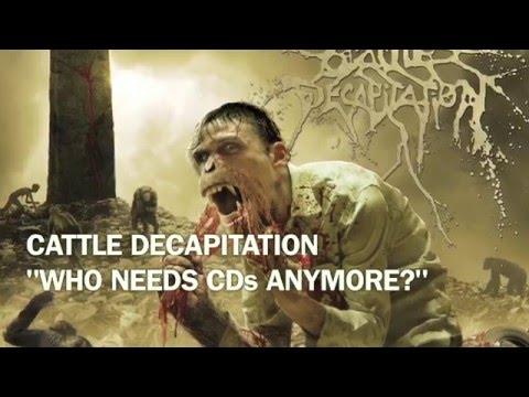 CATTLE DECAPITAITON's Travis Ryan says plastic CDs are ruining the planet | Blastbeat