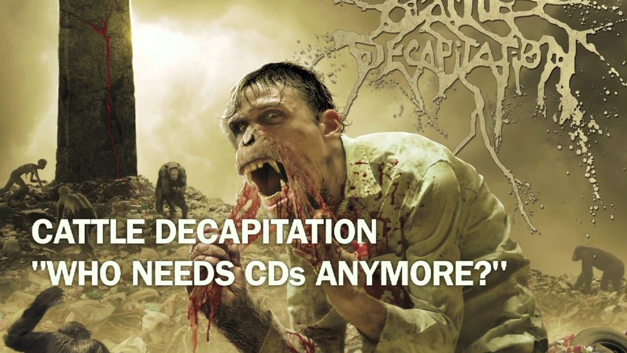 CATTLE DECAPITAITON's Travis Ryan says plastic CDs are ruining the planet episode thumbnail