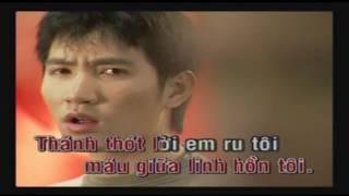 KaraOke Vầng Trăng Buồn - Nguyễn Phi Hùng ( Official HD )