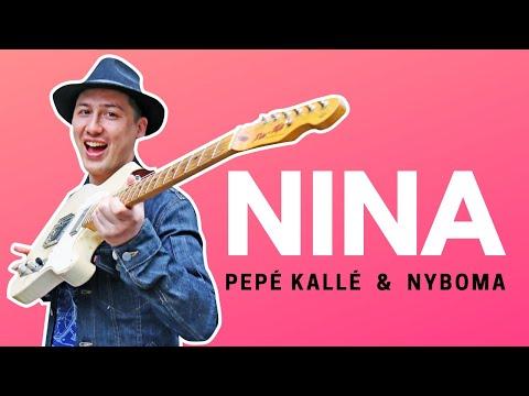African Soukous Guitar - Nina - Nyboma & Pepe Kalle - pf. by Don Keller