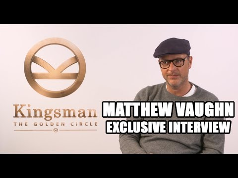 Kingsman: The Golden Circle - Matthew Vaughn Exclusive Interview