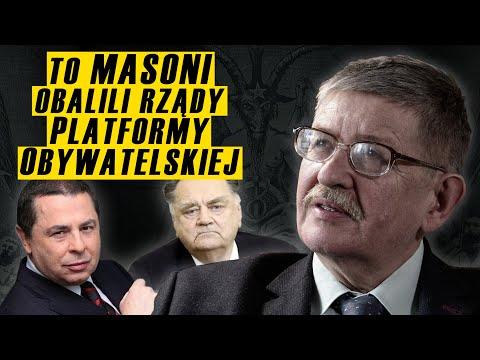 Stanisław Krajski. Powiązania polskich polityków z masonerią