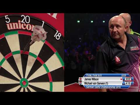 German Darts Championship 2018 - Final - Van Gerwen v Wilson