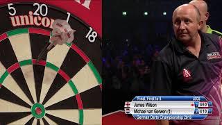 German Darts Championship 2018 - Final - Van Gerwen v Wilson