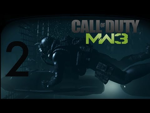 ПОДВОДНАЯ БРАТВА! Call of Duty: Modern Warfare 3! #2