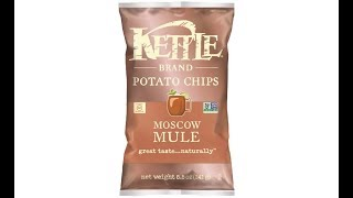 Kettle Brand Moscow Mule Kettle Chips