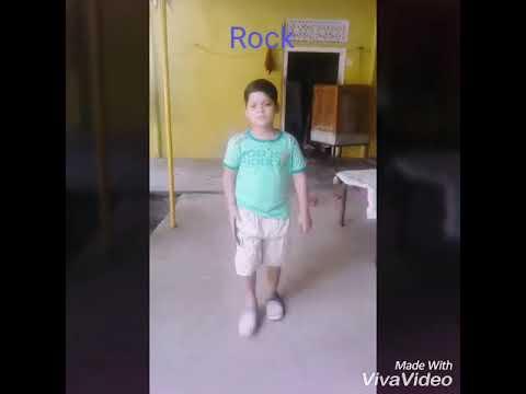 an 9 year old boy rock on this song...............AdityaBagari