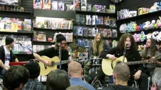 Opeth - Demon of the Fall (Record Store Day Performance 2013)
