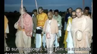 Prabhupada 0662 Sunt plini de anxietate deoarece au capturat ceva nepermanent