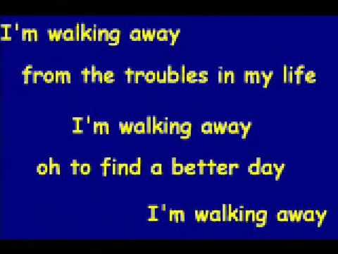 Walking Away - Craig David - Lyrics - Letra