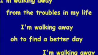 Walking Away - Craig David - Lyrics - Letra