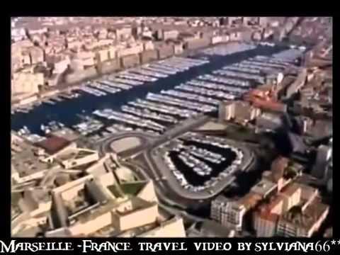 Marseille France travel video