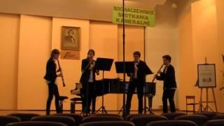 Kwartet jedyny taki - Fuga in swing: Bach goes to town (Alec Templeton)
