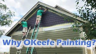 Exterior House Painters Minneapolis | OKeefe Painting