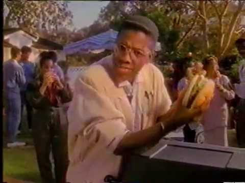 Kadeem Hardison 1988 Burger King Commercial